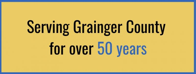 Serving Grainger County